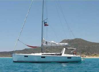 Rent a sailboat in Preveza Marina - Oceanis 48