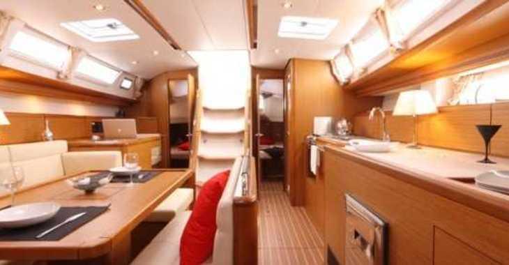 Alquilar velero Sun Odyssey 44i en Real Club Nautico de Palma, Palma de mallorca