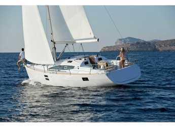 Rent a sailboat in Marina Mandalina - Elan 40 Impression