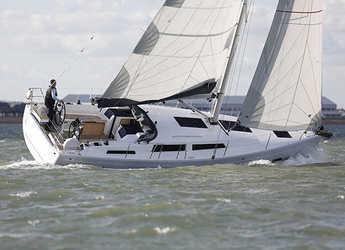 Louer voilier à Marina Mandalina - Hanse 388