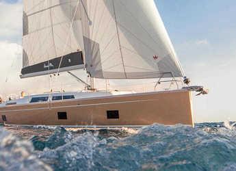 Rent a sailboat in Marina Mandalina - Hanse 418