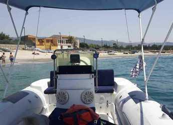Rent a motorboat in Marina di Portorosa - Predator 590