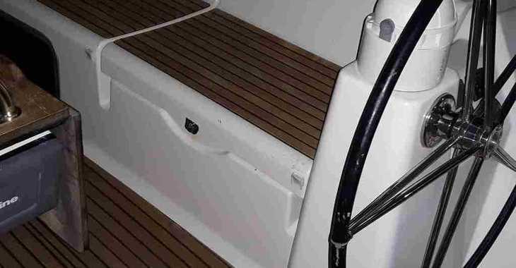 Rent a sailboat in Marina di Portorosa - Dufour 445 Grand Large