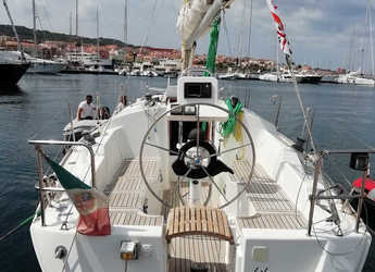 Rent a sailboat in Carloforte - Hanse 315