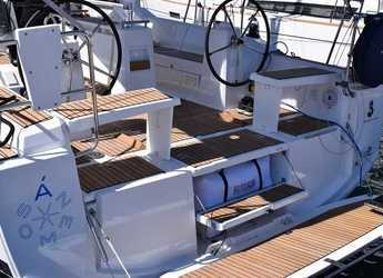 Rent a sailboat in Carloforte - Oceanis 38