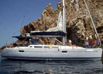 Rent a sailboat in Carloforte - Sun Odyssey 42.1