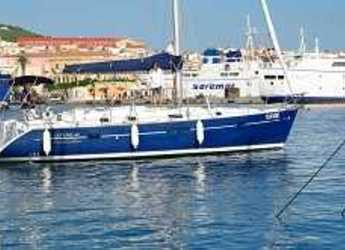 Rent a sailboat in Carloforte - Oceanis 411