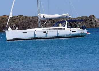 Rent a sailboat in Carloforte - Oceanis 48