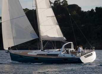 Chartern Sie segelboot in Marina di Cannigione - Oceanis 48