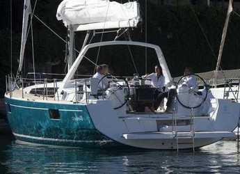 Rent a sailboat in Marina di Procida - Oceanis 48