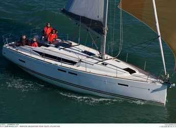 Rent a sailboat in Contra Muelle Mollet - Sun Odyssey 439