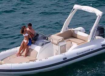 Rent a motorboat in Club Naútico de Sant Antoni de Pormany - Capelli Tempest 800