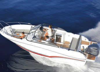 Rent a motorboat in Club Naútico de Sant Antoni de Pormany - San Remo 750 Sport Pro