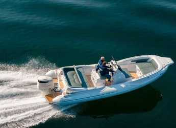 Rent a dinghy in Sant antoni de portmany - Zar 79 Sport Luxury