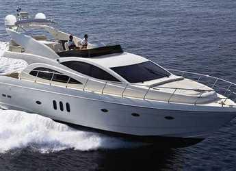 Chartern Sie yacht in Marina el Portet de Denia - Astondoa 59