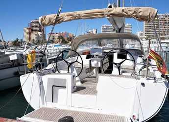Chartern Sie segelboot in Club Naútico de Sant Antoni de Pormany - Hanse 415
