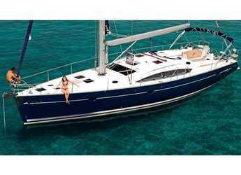 Rent a sailboat in Club Naútico de Sant Antoni de Pormany - Elan 514 Impression