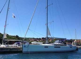 Alquilar velero en Marina di Portisco - Jeanneau 57