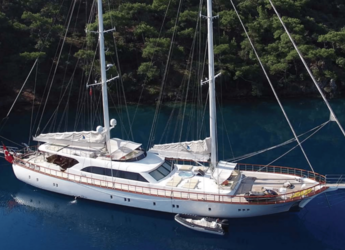 Rent a schooner in Marina Gouvia - Gulet 131