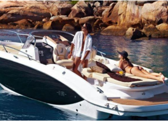 Chartern Sie motorboot in Club Náutico Ibiza - Sessa Key Largo 27