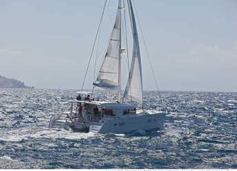Chartern Sie katamaran in Portoferraio - Lagoon 400 S2