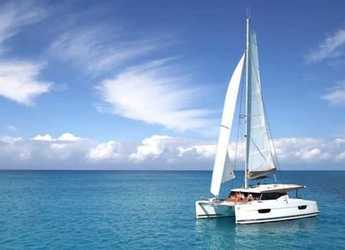 Rent a catamaran in Portoferraio - Lucia 40