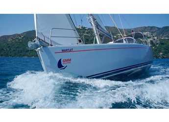 Rent a sailboat in Marmaris - Hanse 400