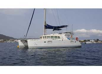 Rent a catamaran in Port Vell - Lagoon 440