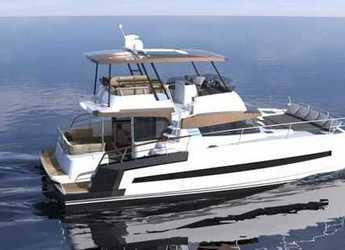 Rent a catamaran in Port Ginesta - Bali 4.3