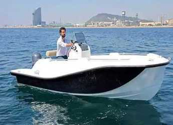 Alquilar lancha en Port of Can Picafort - V2 Boats 500