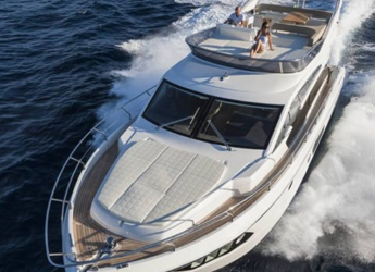 Rent a yacht in Naviera Balear - Absolute 52