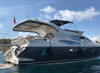 Chartern Sie yacht in Marina Port de Mallorca - PEARL 50