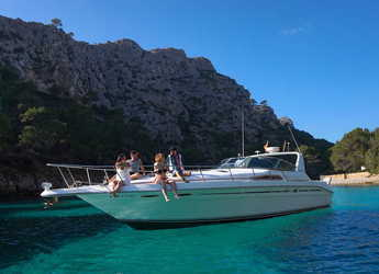 Rent a yacht in Port of Pollensa - Sea Ray 400