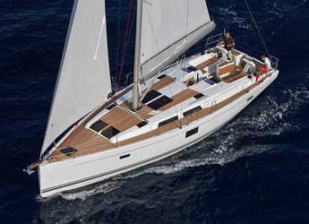 Rent a sailboat in Real Club Nautico de Calpe - Hanse 455