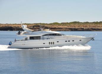 Chartern Sie yacht in Marina Port de Mallorca - Princess 23mt