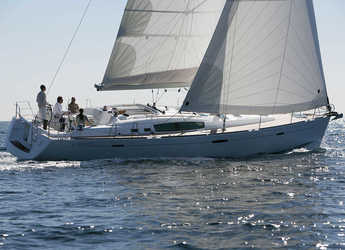 Rent a sailboat in Kos Port - Oceanis 50