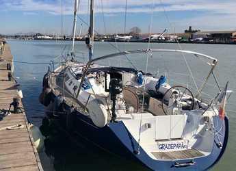 Rent a sailboat in Marina di Nettuno - Sun Odyssey 45.2