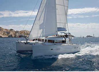 Rent a catamaran in Marina di Stabia - Lagoon 400