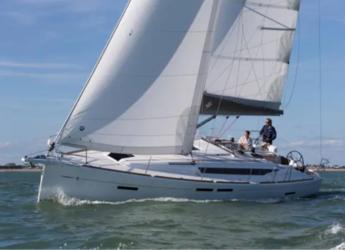 Chartern Sie segelboot in Contra Muelle Mollet - Sun Odyssey 419