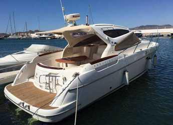 Rent a motorboat in Mahon - Jeanneau Prestige 34