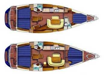 Alquilar velero Sun Odyssey 45 en Marina di Portoferraio, Elbe