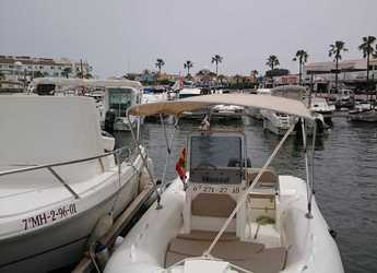 Rent a dinghy in Port Mahon - Capelli tempest 5.70