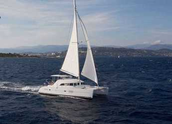 Rent a catamaran in Porto Vecchio - Lagoon 380