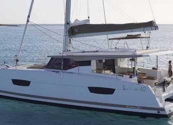 Rent a catamaran in Puerto del Rey Marina - Lucia 40