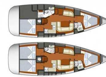 Chartern Sie segelboot in Marina di Portoferraio - Sun Odyssey 42i