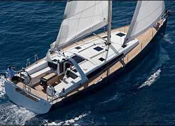 Rent a sailboat in Port Tino Rossi - Oceanis 48