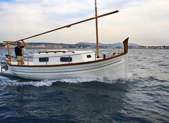 Rent a motorboat in Port Mahon - Menorquin 36