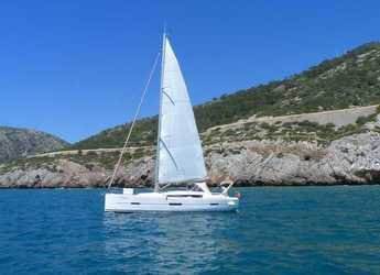 Rent a sailboat in Port Ginesta - Dufour 410 GL