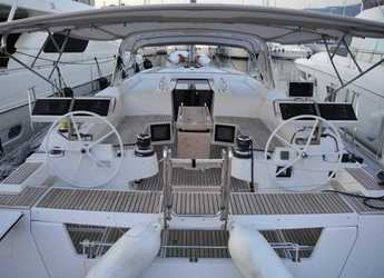 Rent a sailboat in Port d'andratx - Beneteau Oceanis 55