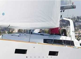 Rent a sailboat in Port d'Aiguadolç - Oceanis 38